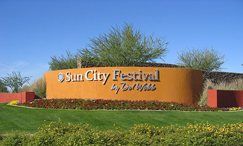 Sun City Festival Homes for Sale