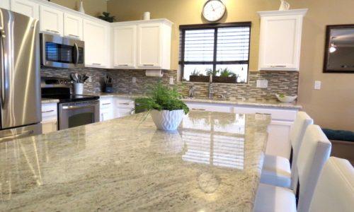 Exquisite Surprise 3 Bedroom home with Granite Countertops
