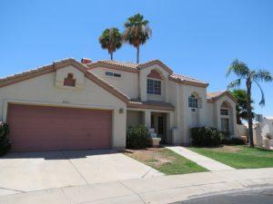 Desert Harbor 3 bedroom 2 story Home in Peoria AZ