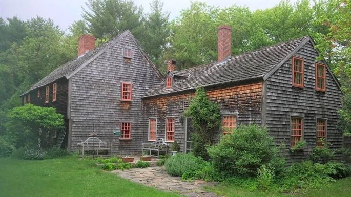 Built In 1694 This Might Be The Oldest House For Country