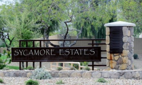 Sycamore Farms and Sycamore Estates Homes for Sale