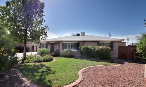 Mid-Century Home in Phoenix